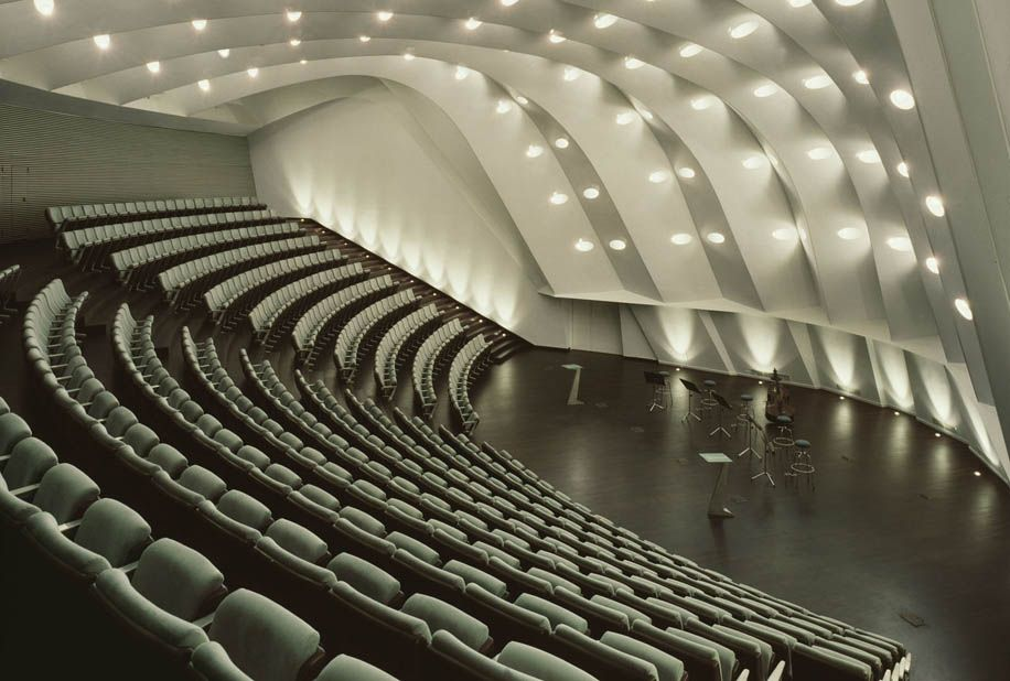 Selected Works Architecture Tenerife Auditorio Tenerife Auditorio Arquitectura De Cines