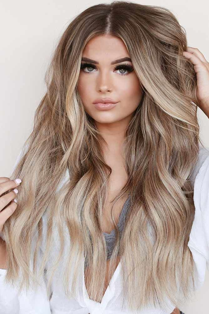 Sassy Looks With Ash Brown Hair | LoveHaiStyles.co