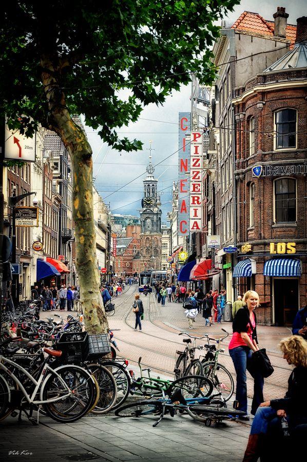 Photograph The streets of Amsterdam by Viktor Korostynski on 500px