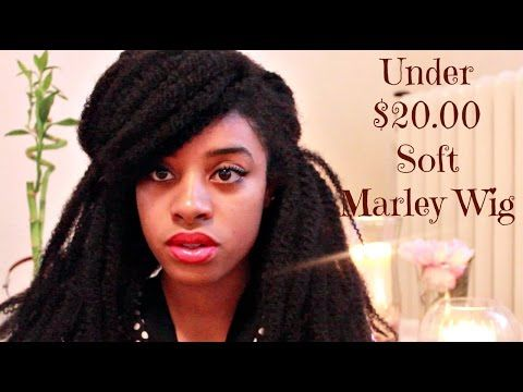 Soft Marley Texture Lace Front Wig For 20 00 Sistawigs Com