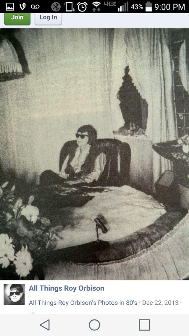 Roy Orbison 1980