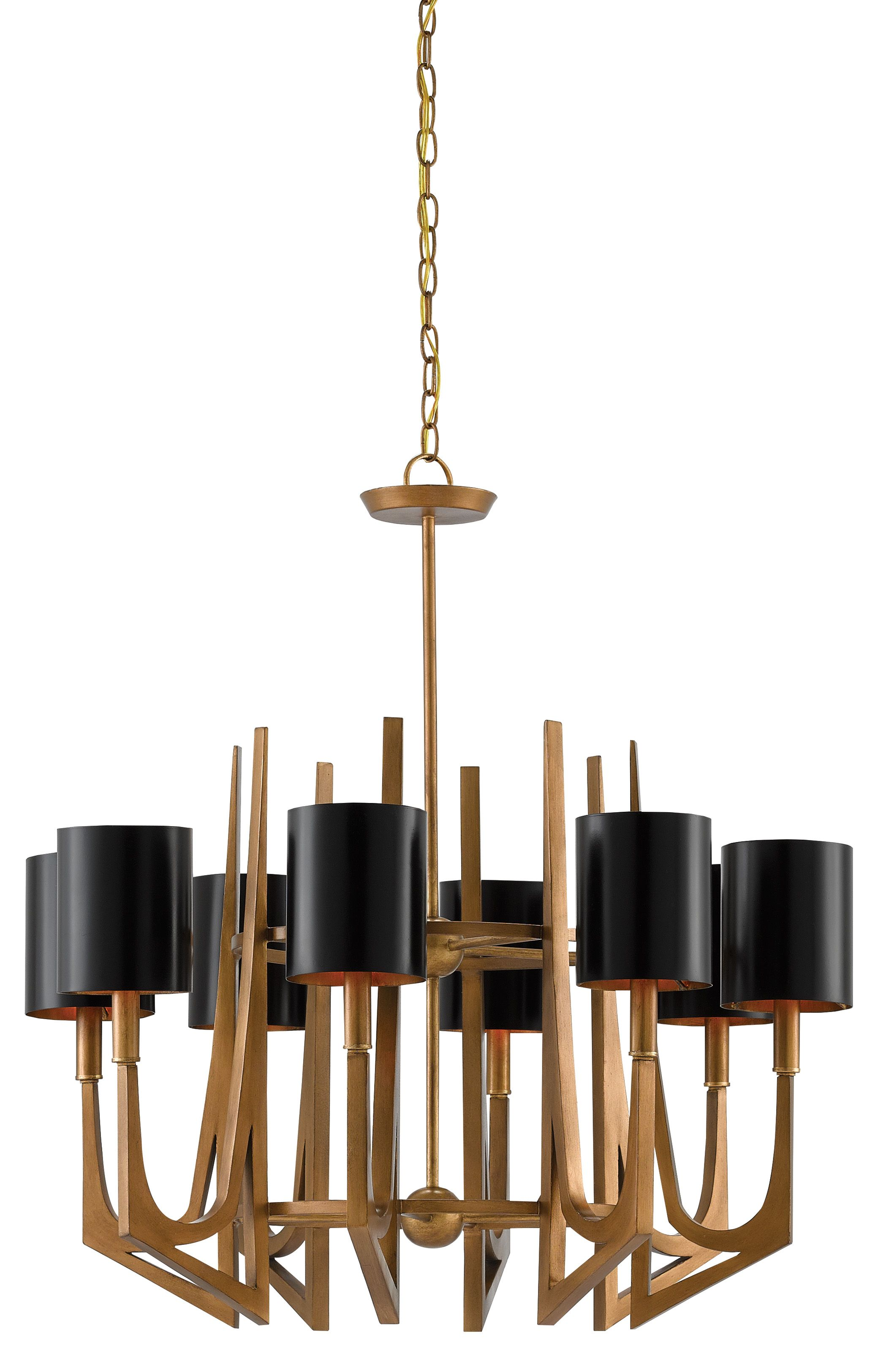New Umberto Chandelier By Currey Company Hpmkt Curreyco