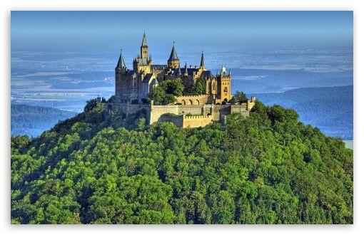 Mountain Top Castle Hohenzollern Castle Germany Castles Beautiful Castles