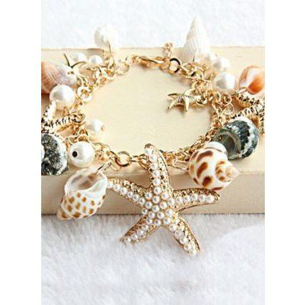 Ocean Beach Holiday Bracelet ($15.00)