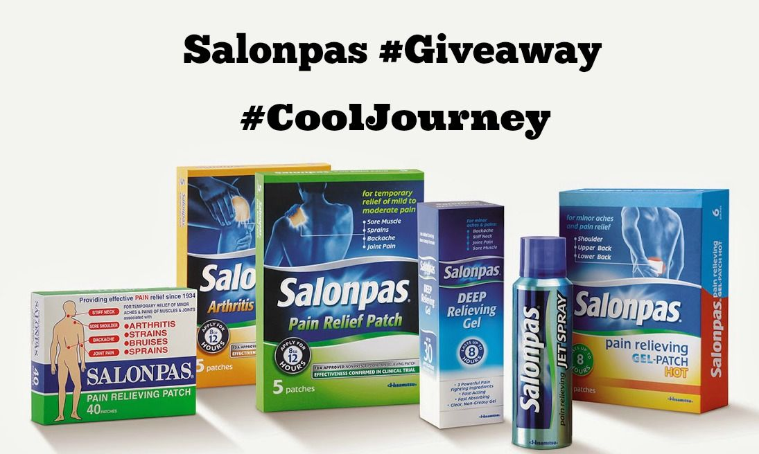 #CoolJourney Soreness will not stop you from exercising with Salonpas
