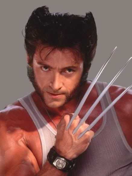 Ace Ventura Hairstyle : ventura, hairstyle, Wolverine, Hairstyle, PHOTOS, WOLVERINE, Graphic, Novel, Funny, Pictures,, Detective,, Jokes