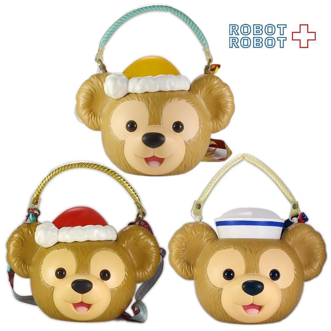 8727c005e80a ダッフィー ポップコーンバケット 東京ディズニーシー TDS Disney Duffy ...