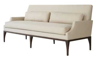 Sectional Sofas With High Legs | ... Sofa Are Designed To Feature Its Tall,  Slender Legs. Retail Is About $