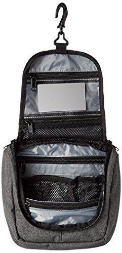 Men S Bathroom Bag Plenty Of Storage Bye Plastic Bags Dakine Travel Kit Toiletry Luggage Accessory Carbon