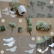 decoração de casamento faça você mesmo arvore