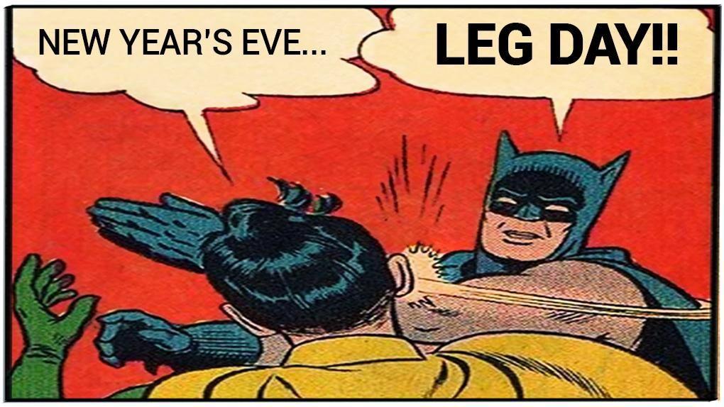 New Year's Resolutions PROMiXX USA in 2020 Batman