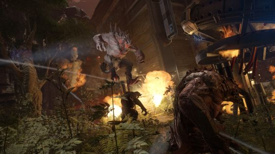Adg Evolve Evacuation Preview With More Hunters Game Modes And