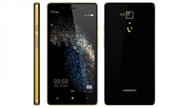 Videocon Z55 Dash smartphone launched price at Rs 6,490