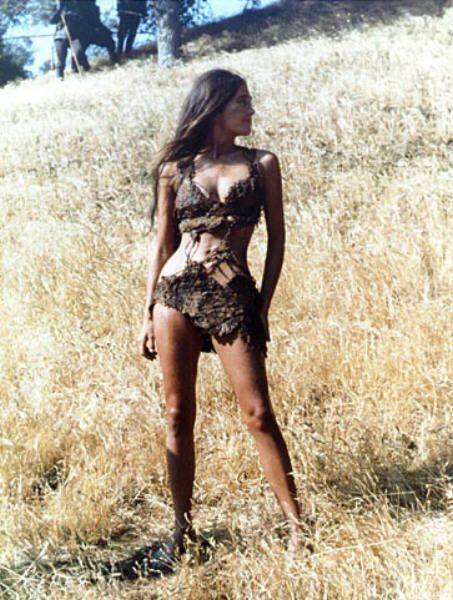 Linda Harrison As Nova In Planet Of The Apes 1968 And Beneath