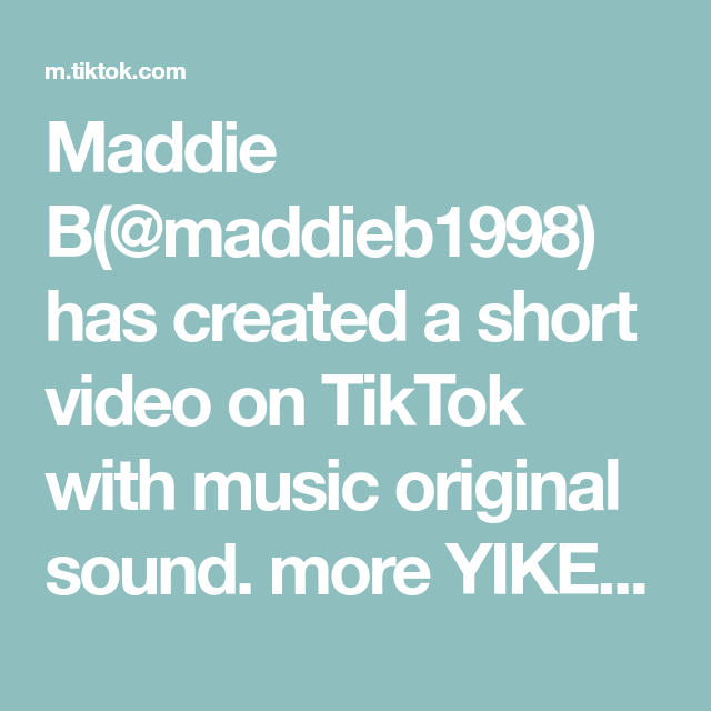 Maddie B Maddieb1998 Has Created A Short Video On Tiktok With Music Original Sound More Yikes Than Funny But The Originals Best Bridesmaid Gifts Twice Video