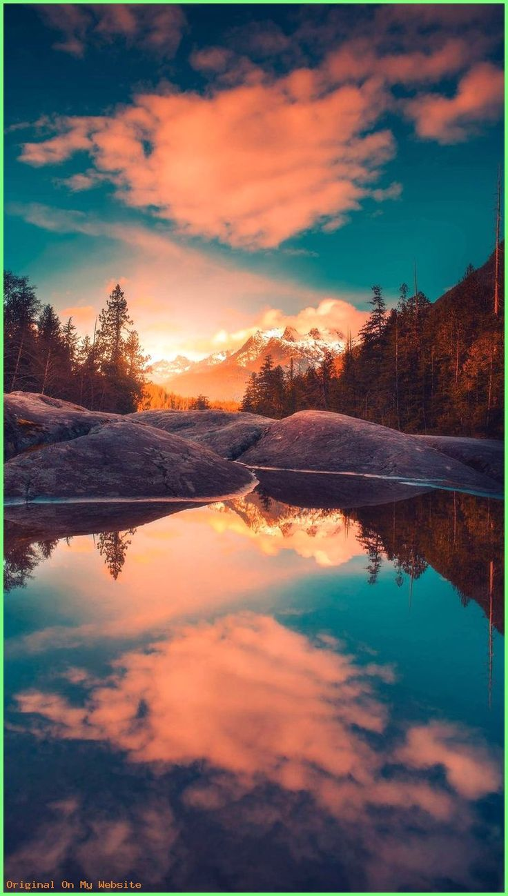Wallpaper Backgrounds Aesthetic Paisaje Wallpaperbackgroundsaestheticflowers Wallpaperba Beautiful Nature Pictures Scenery Wallpaper Nature Photography
