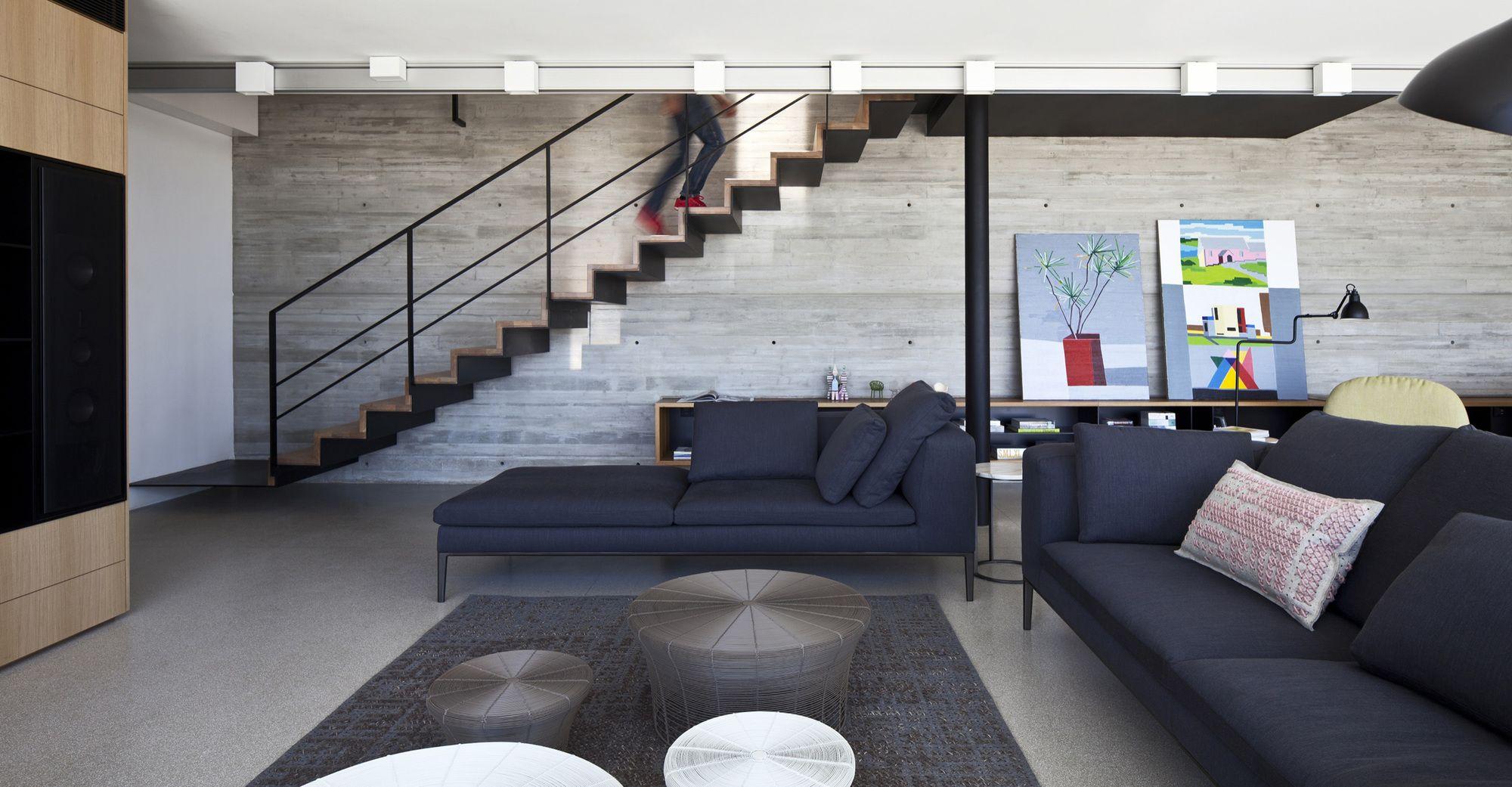 Galeria - Cobertura Duplex Y / Pitsou Kedem Architects - 2