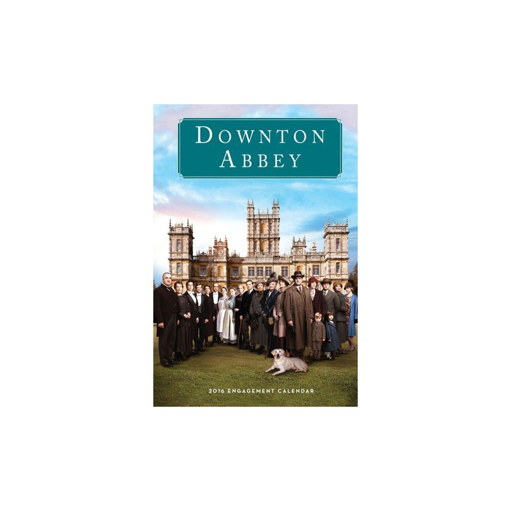 Downton Abbey 2016 Calendar
