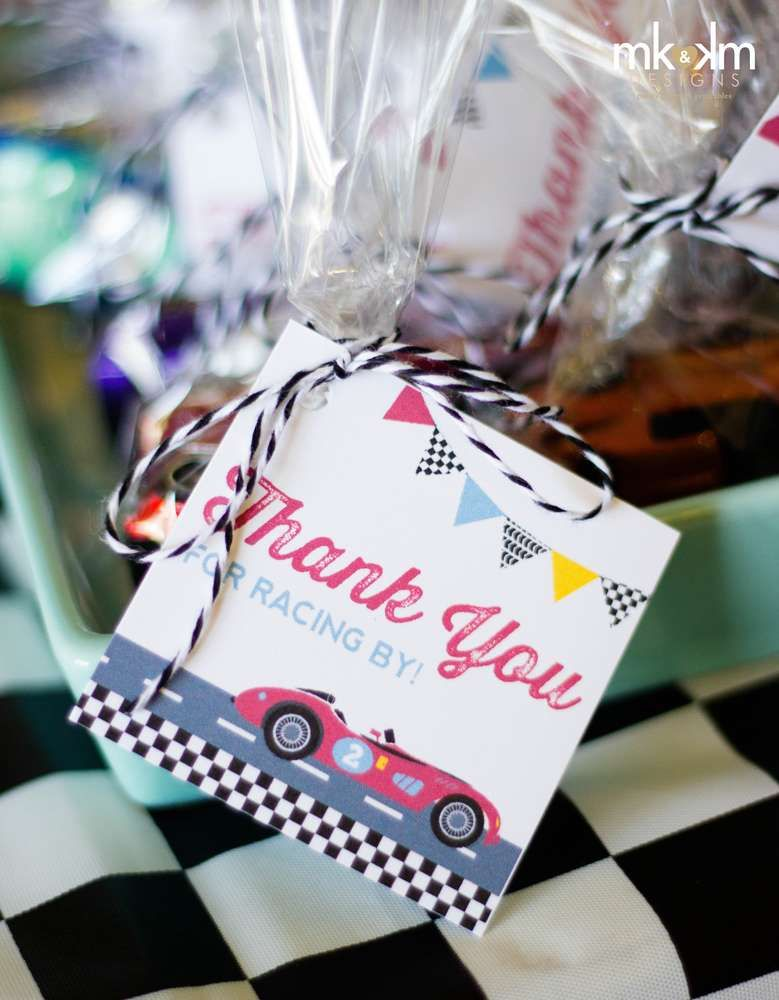 Racing Cars Birthday Party Ideas Cars And Trucks Party Ideas