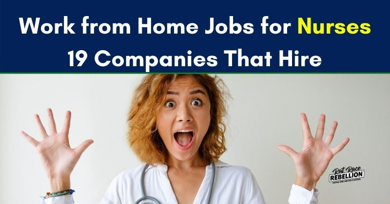 19 Companies That Regularly Hire Remote Nurses In 2020 Nursing