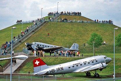 Freizeit in München Besucherpark Flughafen München