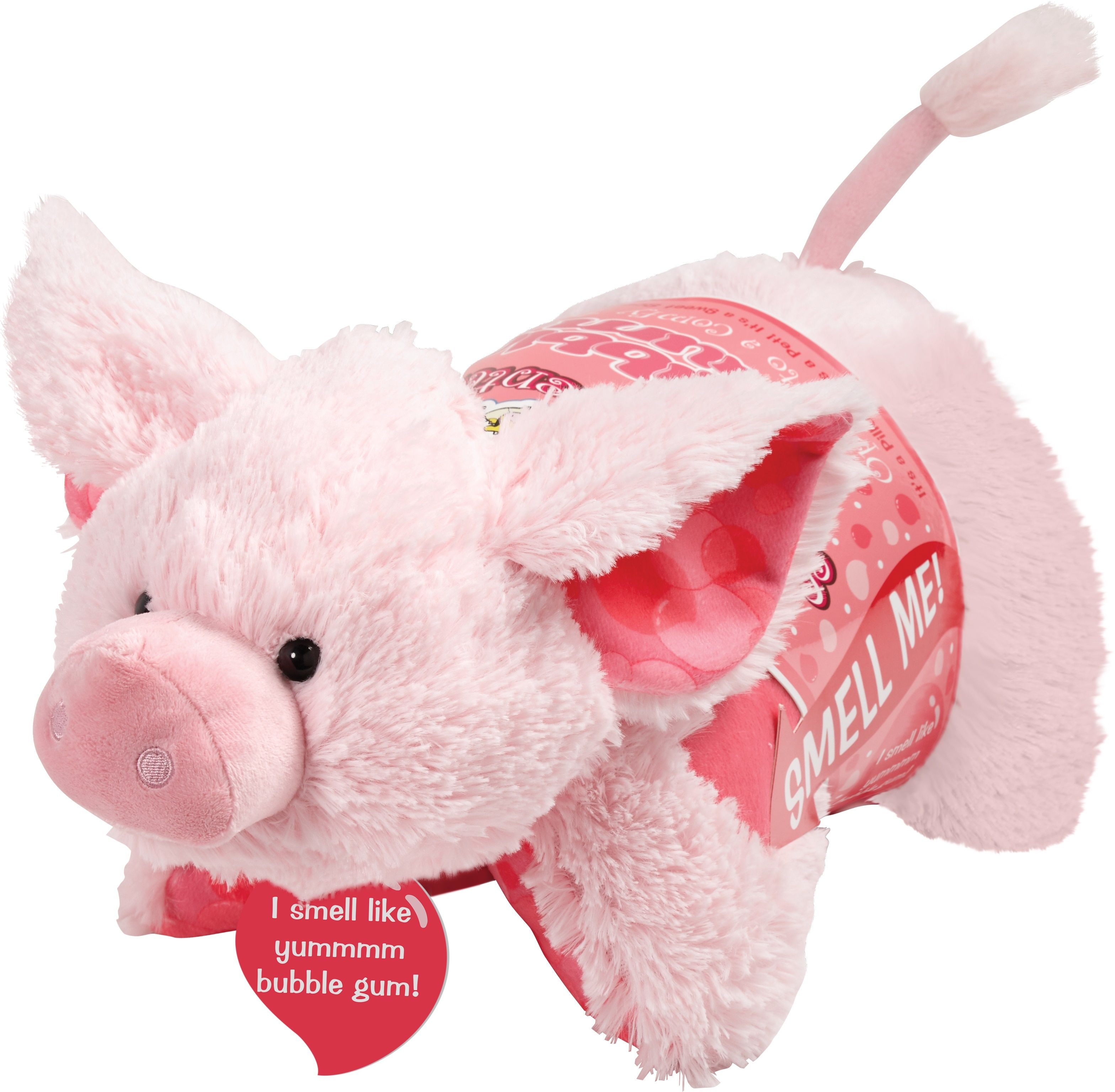Sweet Scented Pillow Pets Deliver The Smell Of Yummy Sweet Treats In A Plush You Can Hug Subtle Scent Patches In Delicious Flavors Are The Perfect Treat Mainan