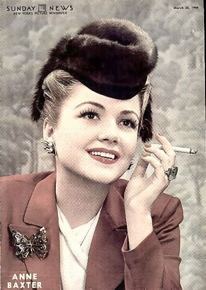 anne baxter actrice
