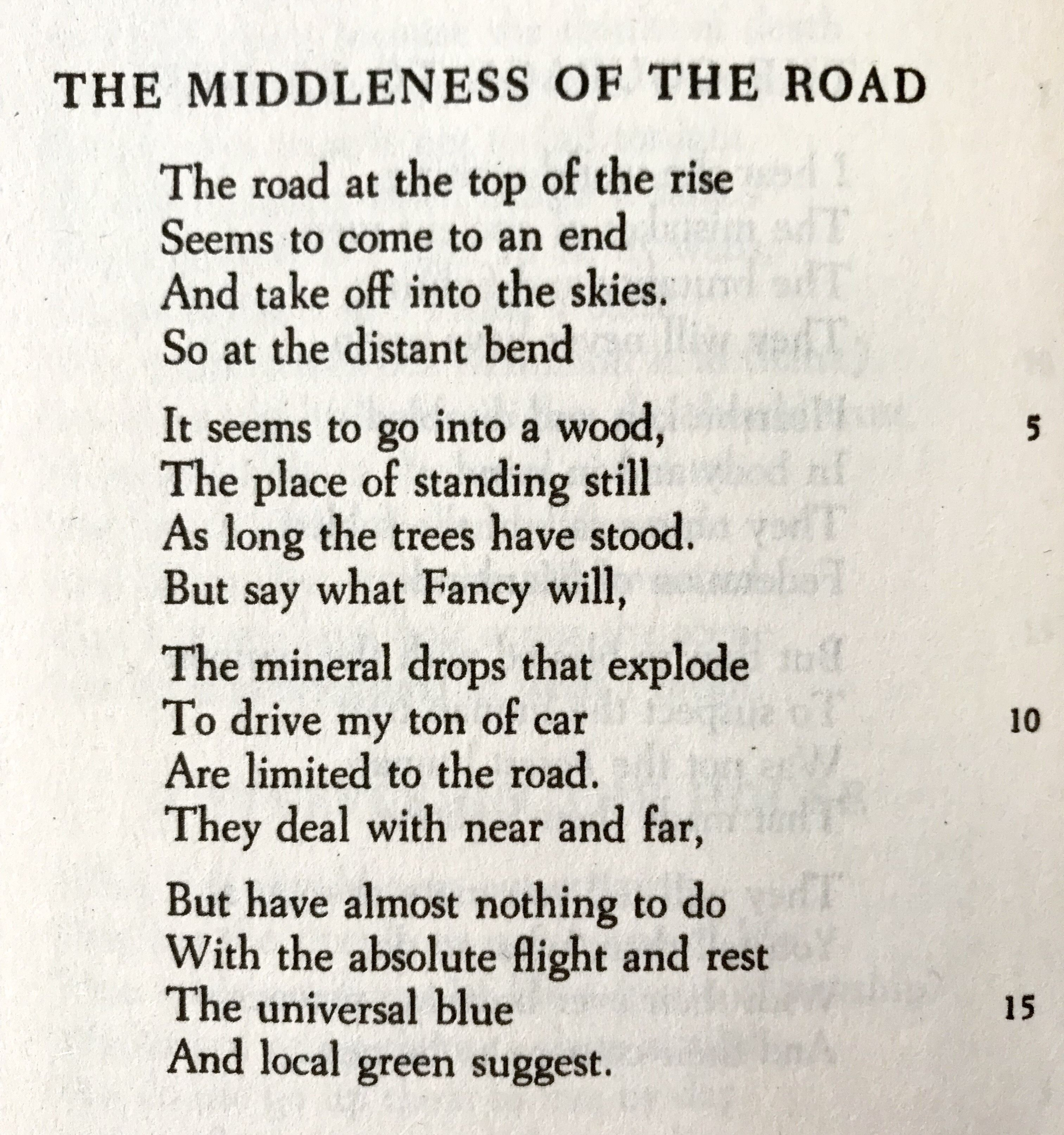 poetic style of robert frost Stanley burnshaw frost, robert (26 mar 1874-29 jan 1963), poet, was born robert lee frost in san francisco to isabelle moodie, of scottish birth, and william.