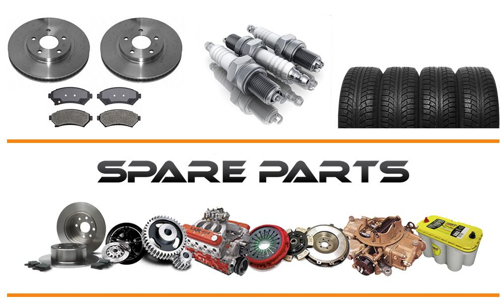 Auto spare parts available in wholesale for Genuine car