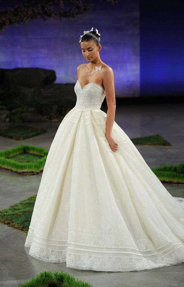 Ines Di Santo Wedding Dresses