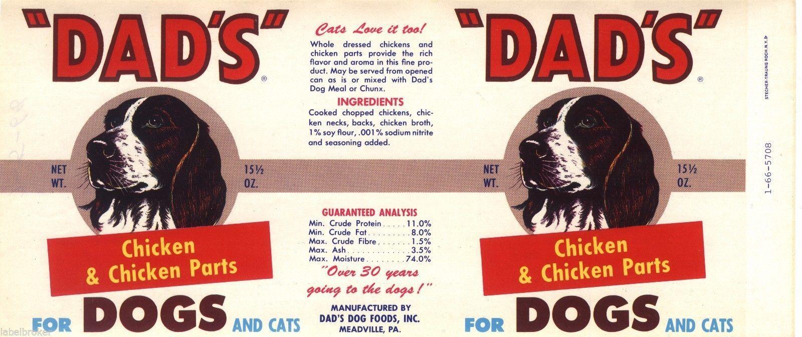 Medium Of Dads Dog Food