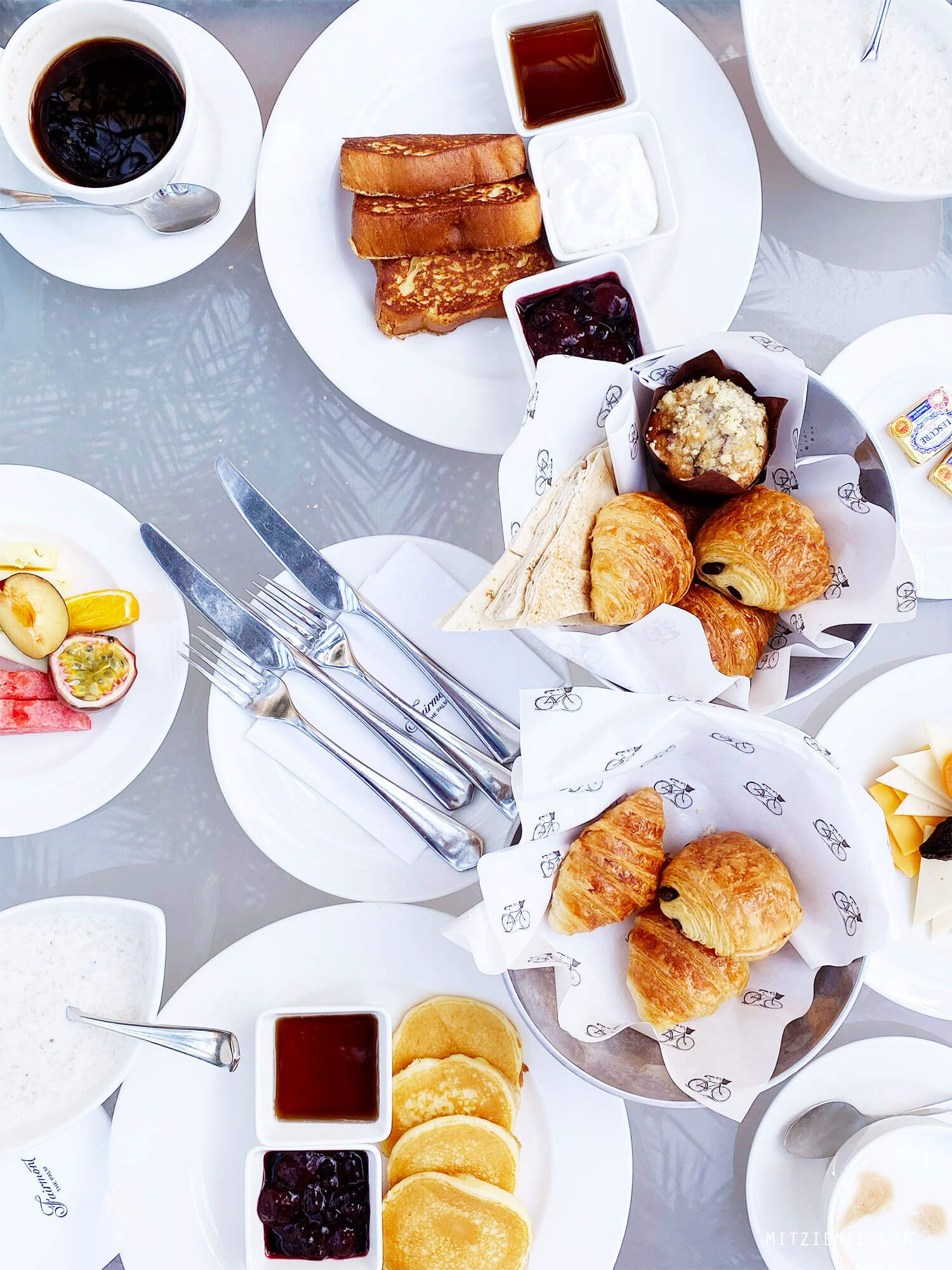 Fairmont The Palm Staycation I Dubai Dubai Blog Mitzie Mee Delicious Bread Breakfast Buffet Fairmont