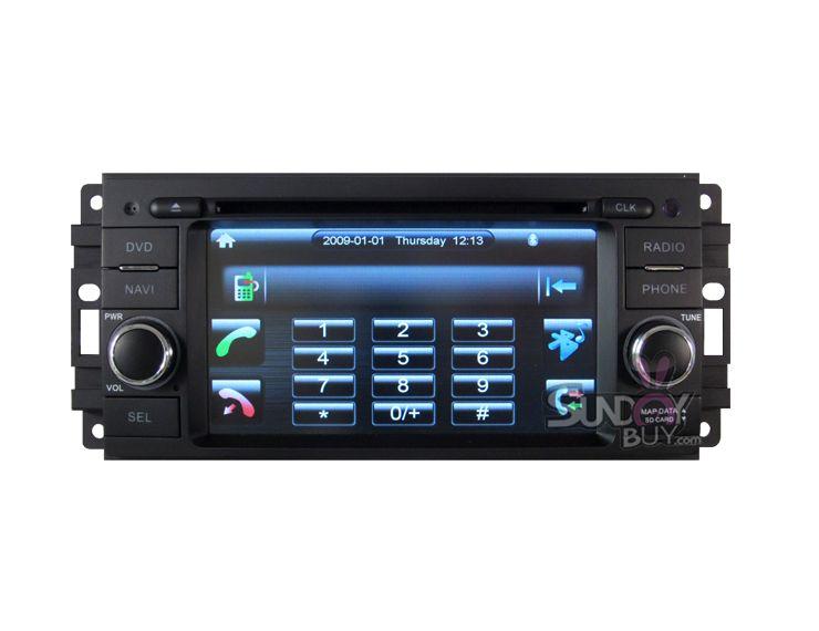 Car Dvd Autoradio Gps Navigation Stereo For Dodge Nitro With Rhpinterest: 2007 Dodge Nitro Bluetooth Audio At Elf-jo.com