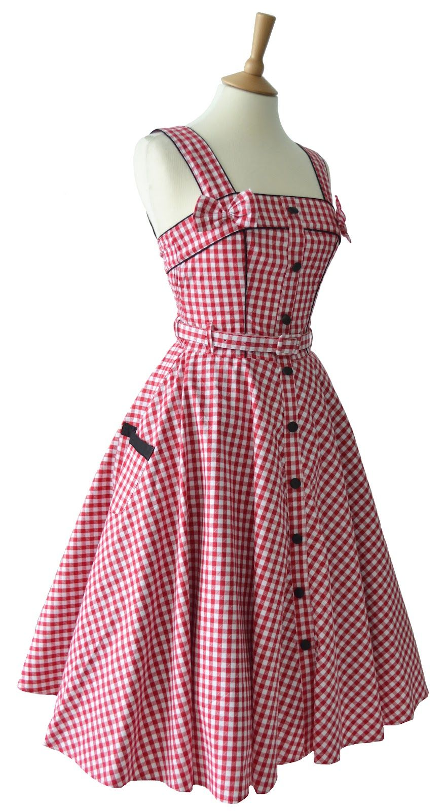 vintage dresses | Just Added to NBVCC : 1950s Vintage Dresses ...