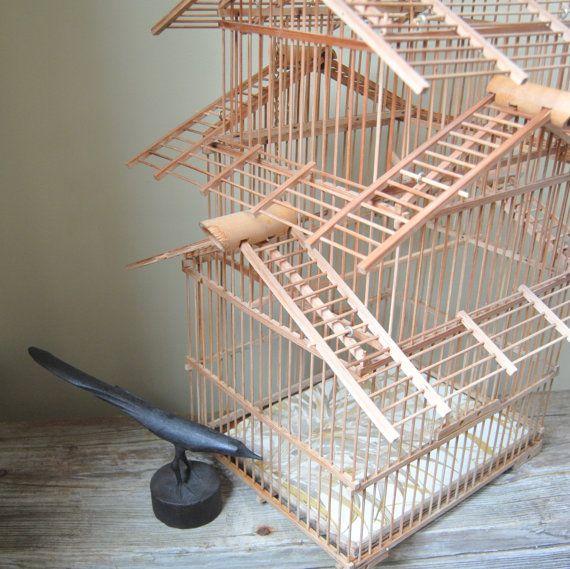 27++ Diy bamboo bird cage ideas
