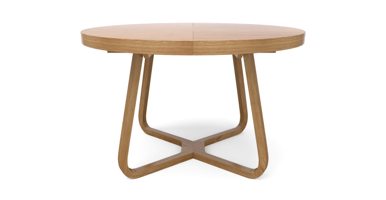 Buy Romulus Extendable Dining Table 120 160cm Online In Australia Brosa In 2020 Expandable Round Dining Table Dining Table Expandable Dining Table
