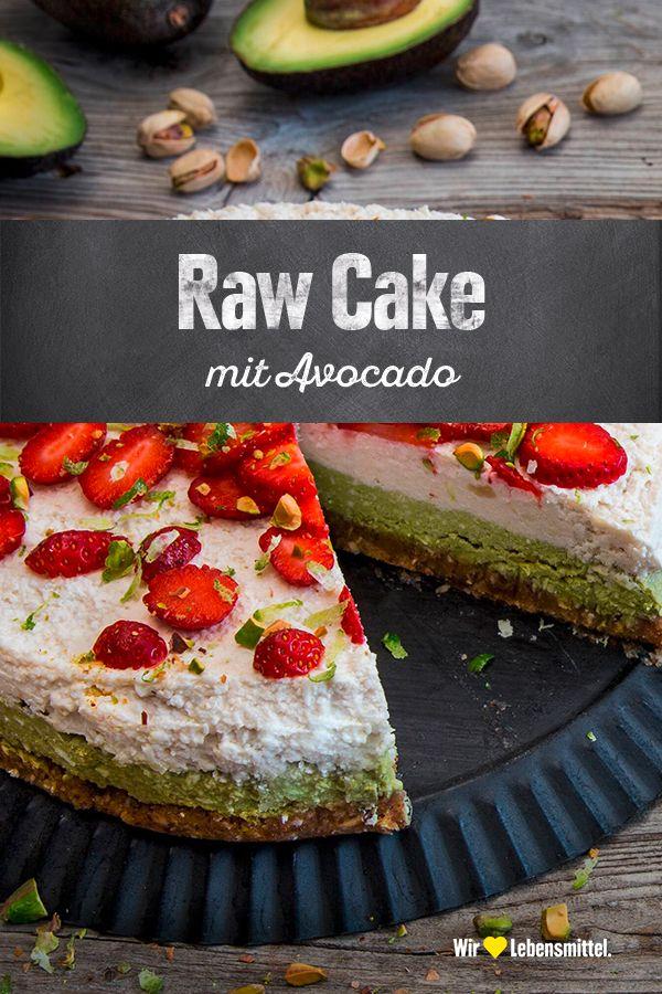 Raw Cake Rezept