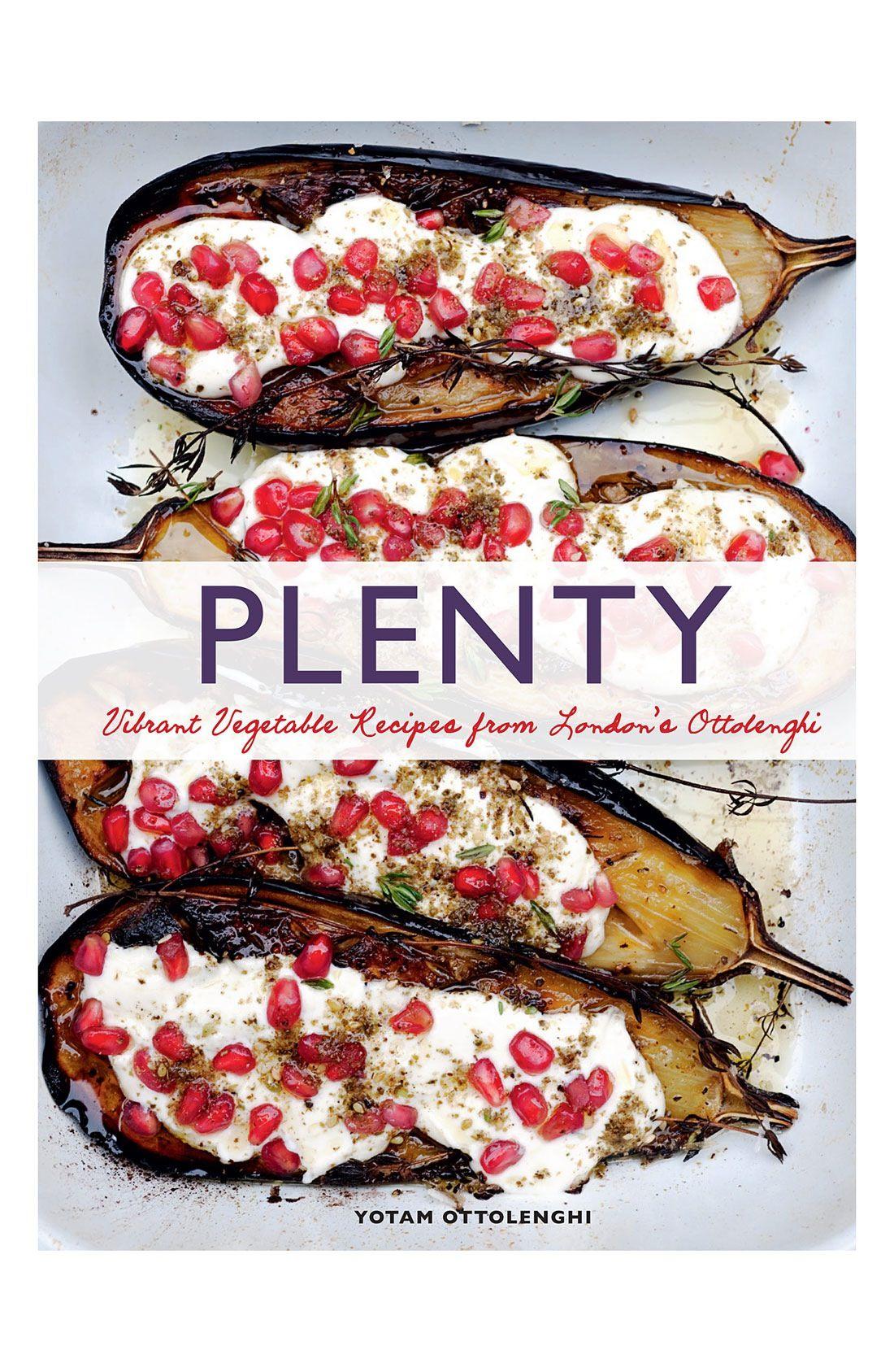 Yotam Ottolenghi 'Plenty' Vegetarian Cookbook available at #Nordstrom