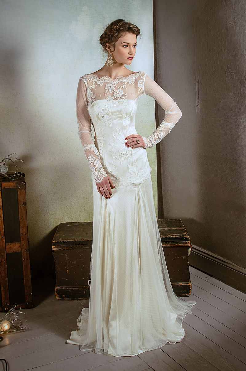 Modern vintage wedding dresses by belle bunty httpwww modern vintage wedding dresses by belle bunty httpbelleandbunty ombrellifo Gallery