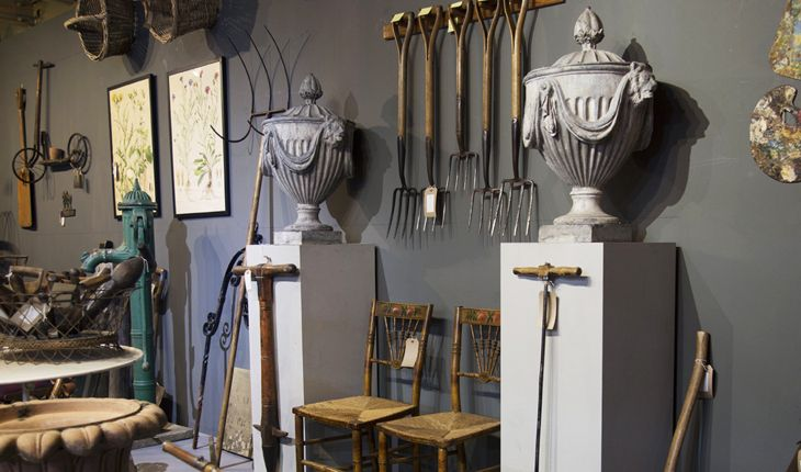 The Interview: 10 Questions with Graham Child, antiques dealer who sells  mainly antique garden furniture and accessories. Buy now from Lorfords  Antiques. - The Interview: Graham Childs At Lorfords Antiques Antique And