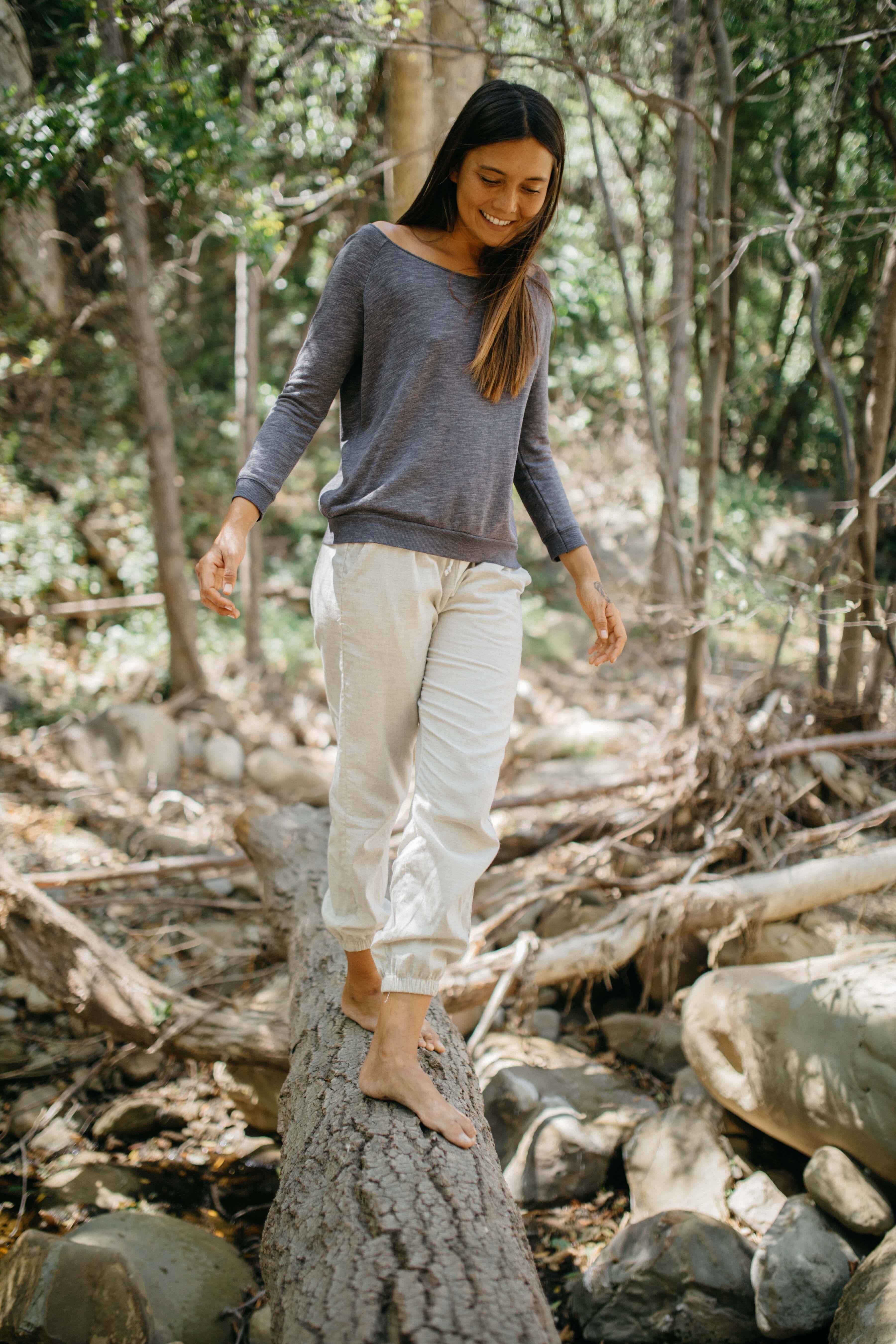 38ab16ac3d Brigitte Sweatshirt & Beach Pants | Women's: FALL | Beach pants ...