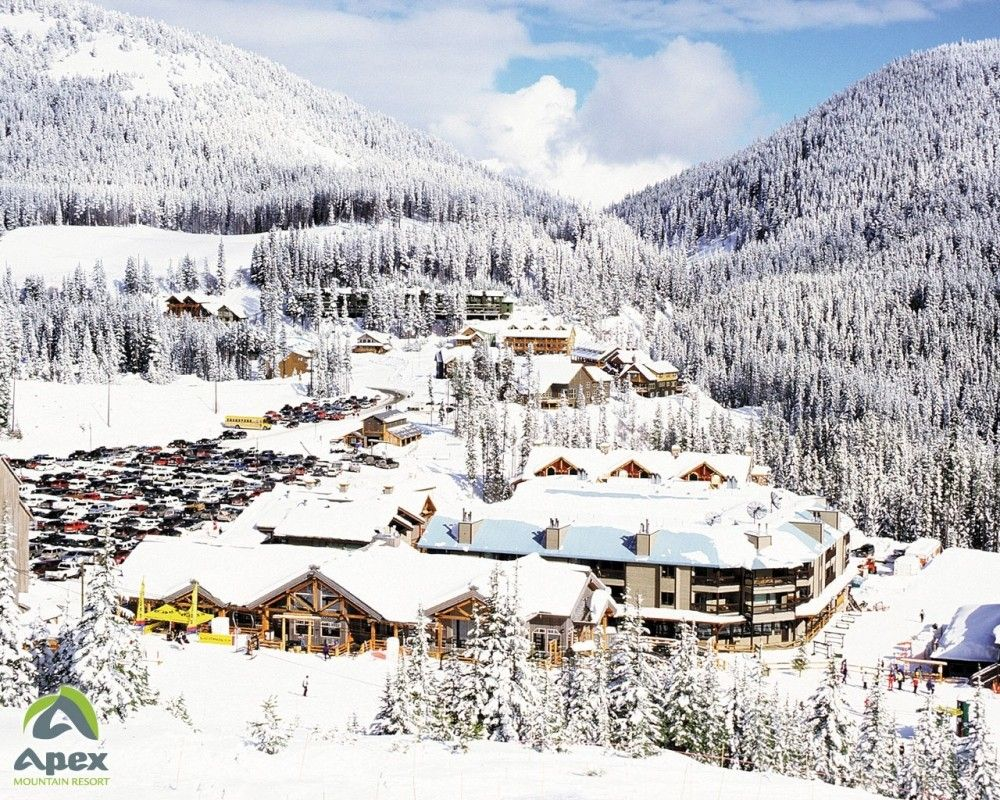 apex ski resort in penticton, bc | take me there | pinterest