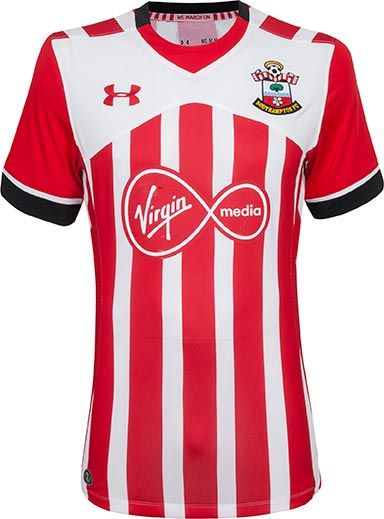 85c048d72db Under Armour reveal their first ever kit range for Premier League club  Southampton ready for 2016 17.
