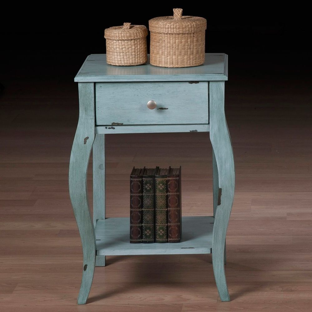 Best With A Distressed Robin S Egg Blue Finish And Contemporary 640 x 480