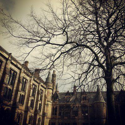 Gilbert Scott Building, University of Glasgow