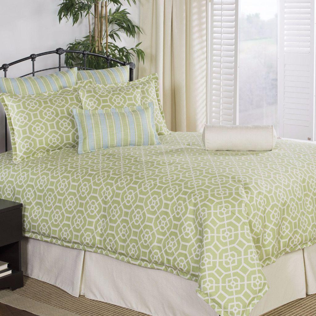 Tileworks Coral Comforter Sets Victor Mill Bedding