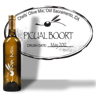 Boort Picual (AUS) Extra Virgin Olive Oil - Medium - The Chefs' Olive Mix.