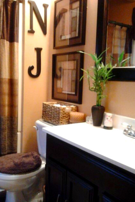 ideas for bathroom decor cheap #quarter bathroom decor #bathroom