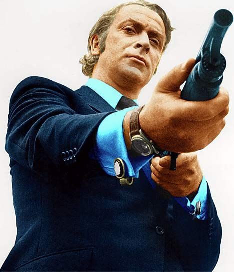 I M Michael Caine Get Carter Movie Stars Classic Films