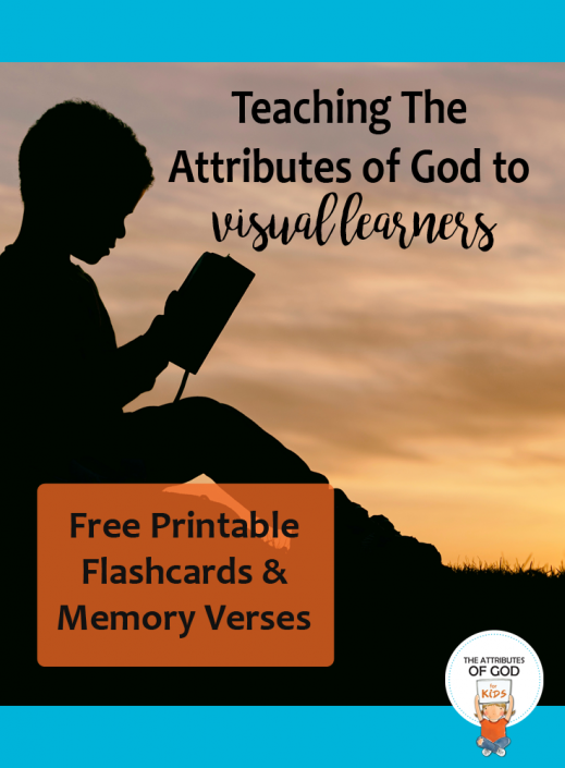 Blog | Learning | Attributes of god, Bible study for kids